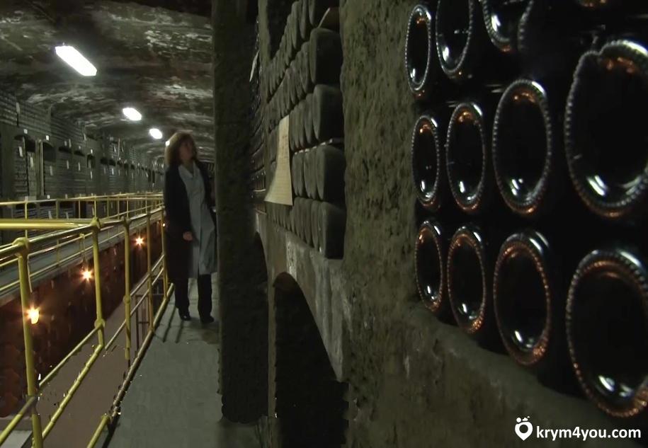 Массандровский винзавод Массандра Крым