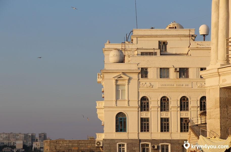 Приморский бульвар Севастополь 6