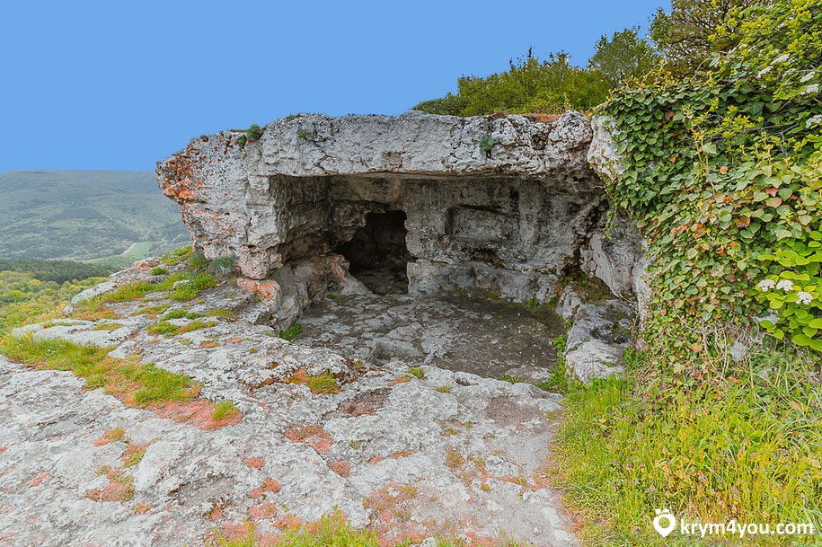 Мангуп-Кале фото горы Крым