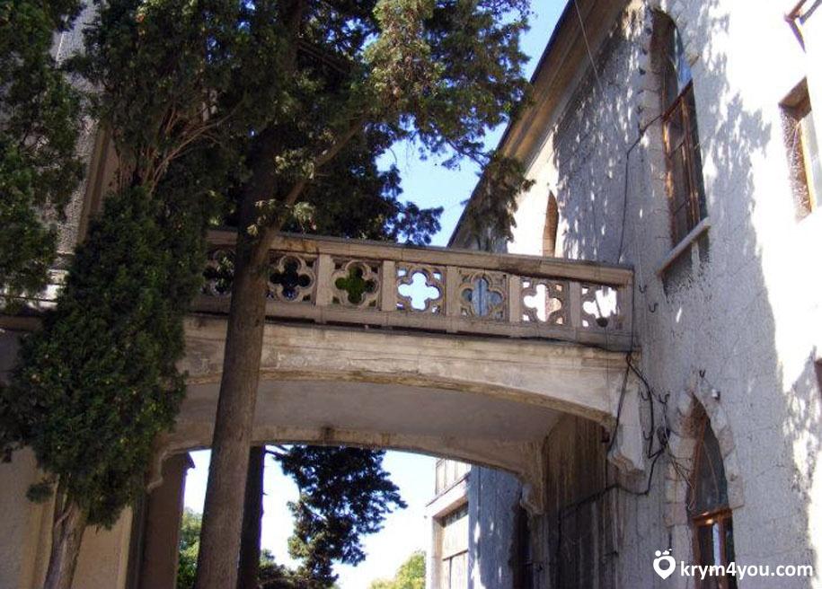 Дворец графини Паниной