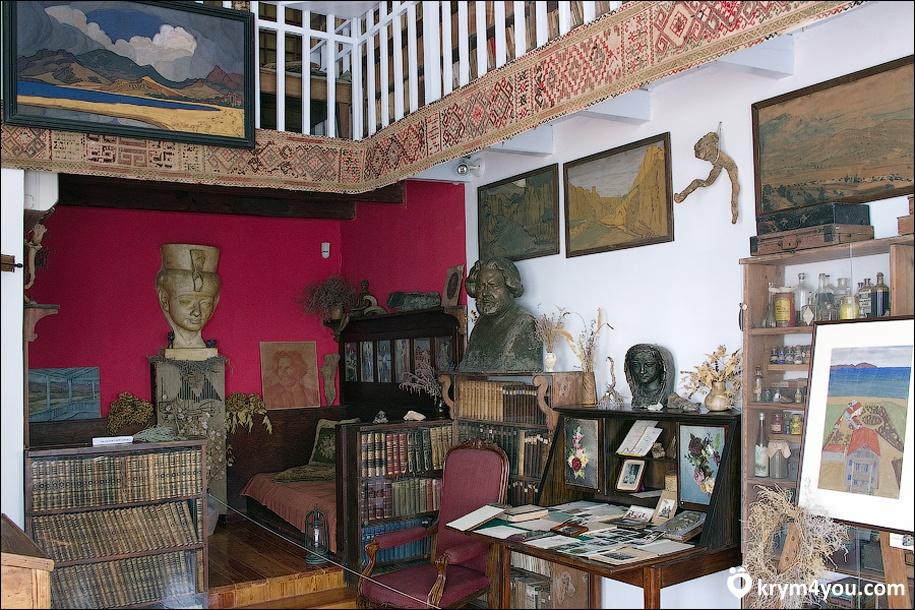 Музей Волошина Крым фото 3