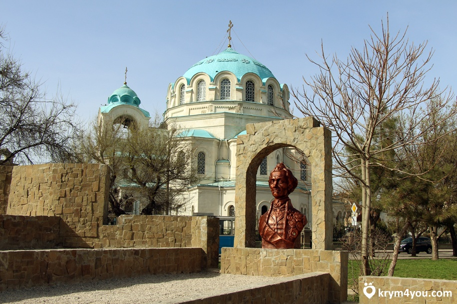 Суворовский редут Крым