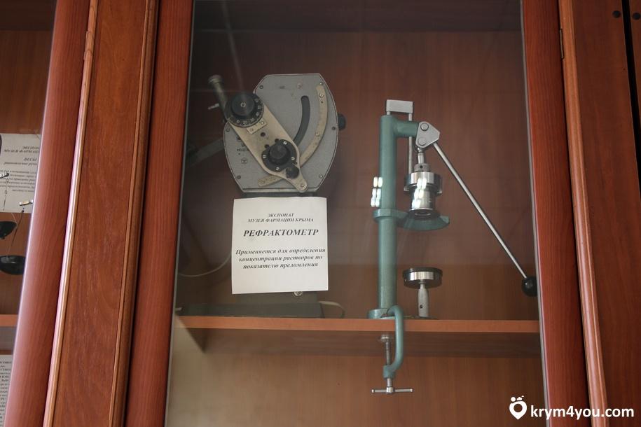 Музей аптеки в Евпатории 1