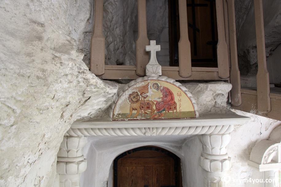 Свято-Успенский монастырь в Бахчисарае 5