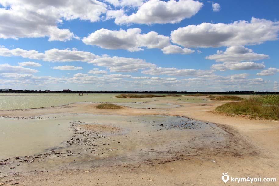 Майнаксое озеро Евпатория Крыма фото 21