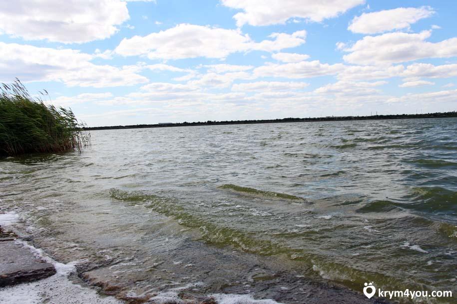 Майнаксое озеро Евпатория Крыма фото 2