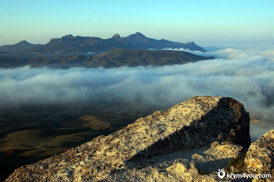 Гора Клементьева фото