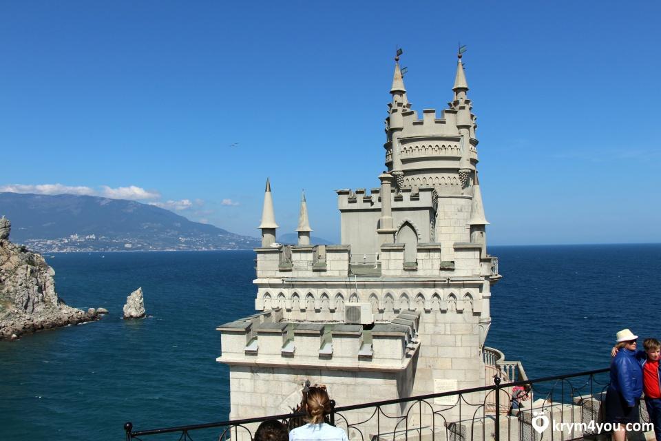 Ласточкино гнездо, Крым фото 1