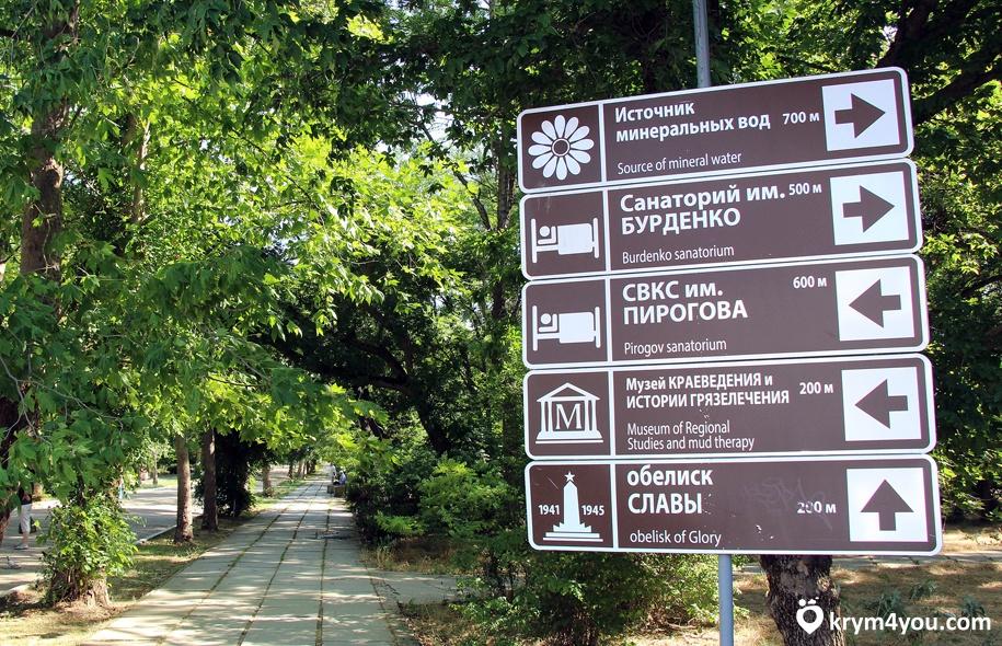 История города Саки фото