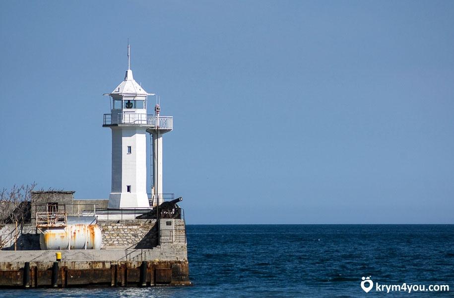 Ялтинский маяк Крым фото 3