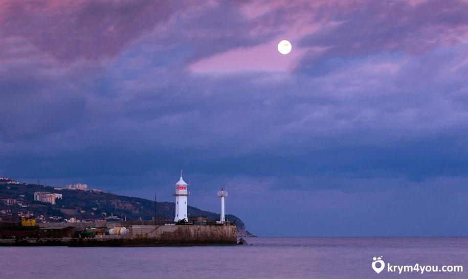Ялтинский маяк Крым фото 1