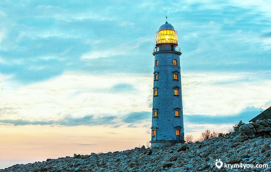 Херсонесский маяк фото