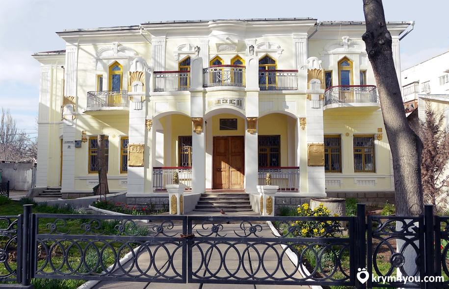 Сакский историко-краеведческий музей