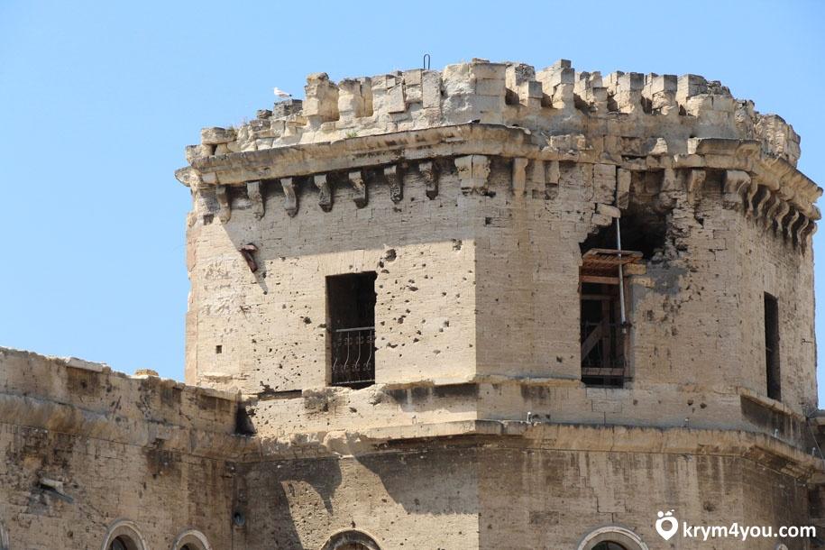 Крепости Крыма 1