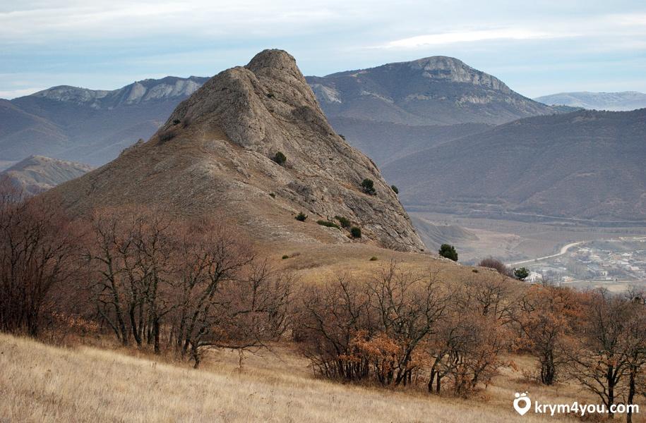 Крым Гора Ай-Георгий фото