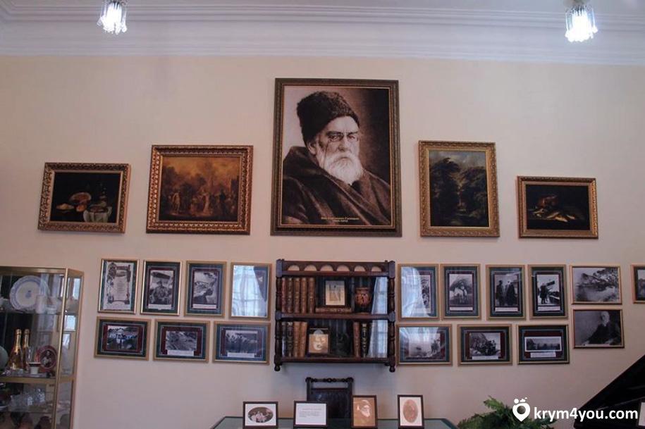 Дом музей Голицына в Новом Свете