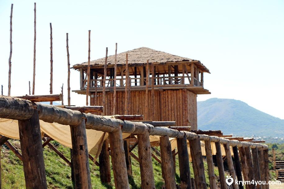 Парк Викингов Крым