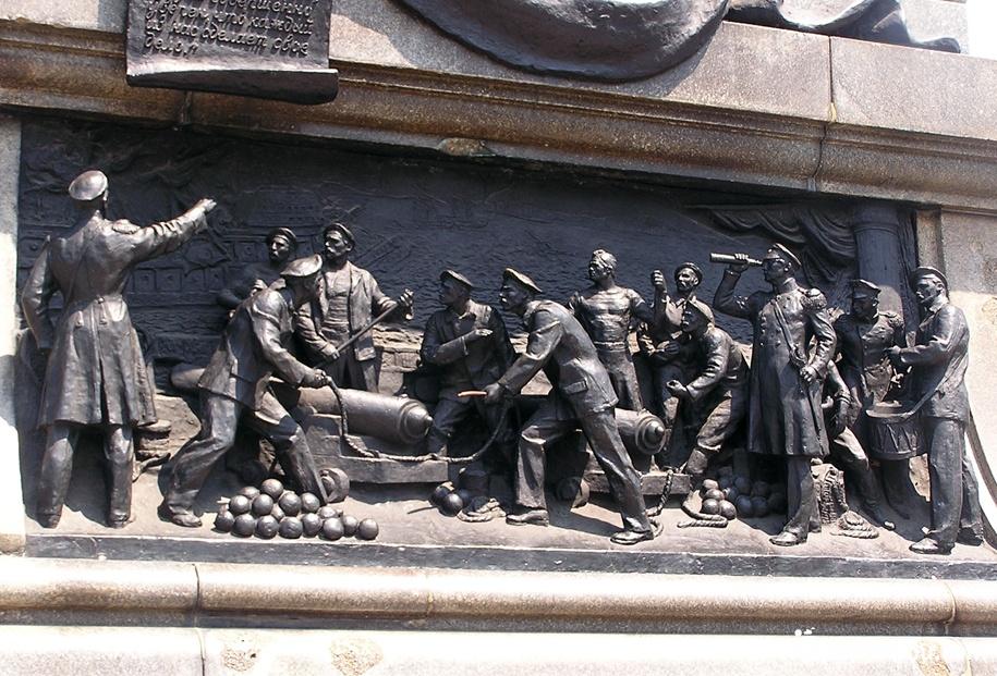 Севастополь Памятник Нахимову Крым
