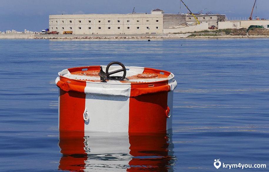 Константиновская батарея, Севастополь Крым, фото