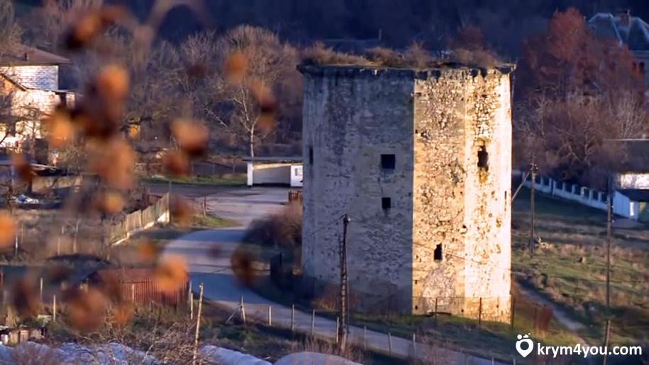 Севастополь Чоргуньская башня