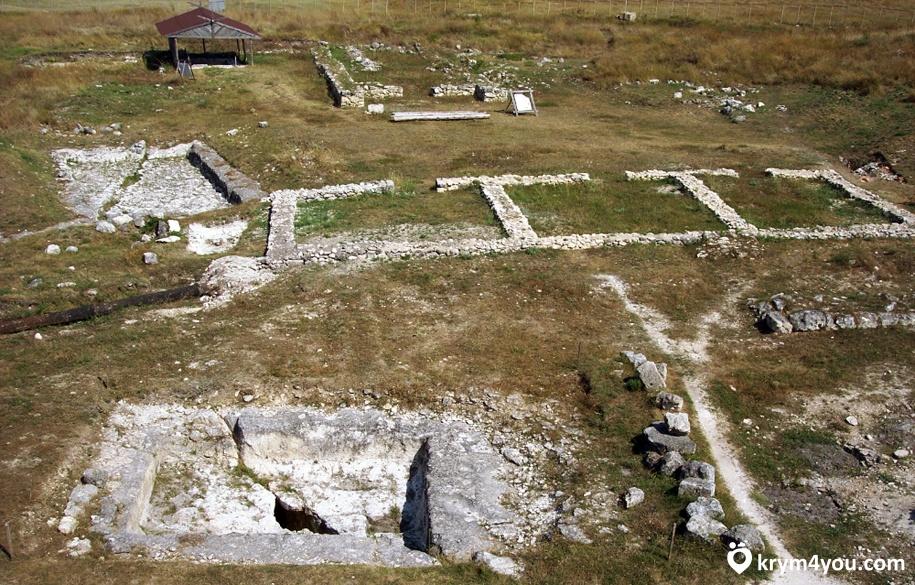 Неаполь Скифский, Крым, Симферополь фото