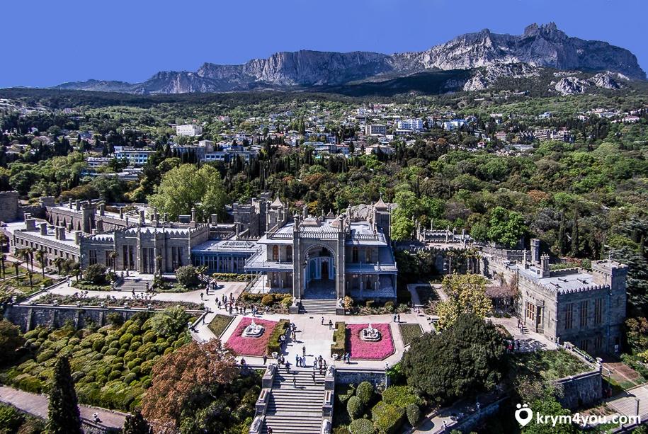 Замки Крыма