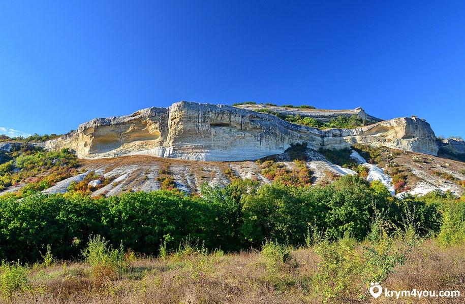 Пещерный город Бакла 6
