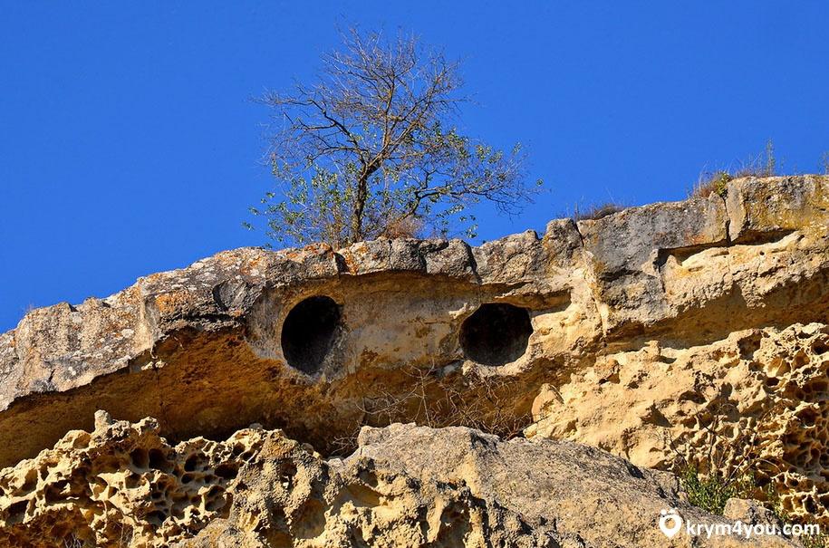 Пещерный город Бакла 5
