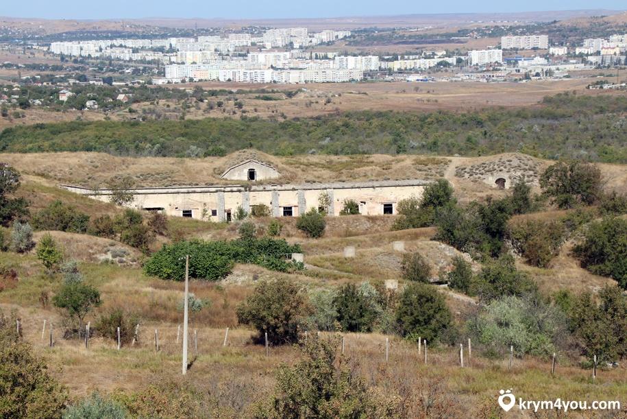 Керченская крепость 4