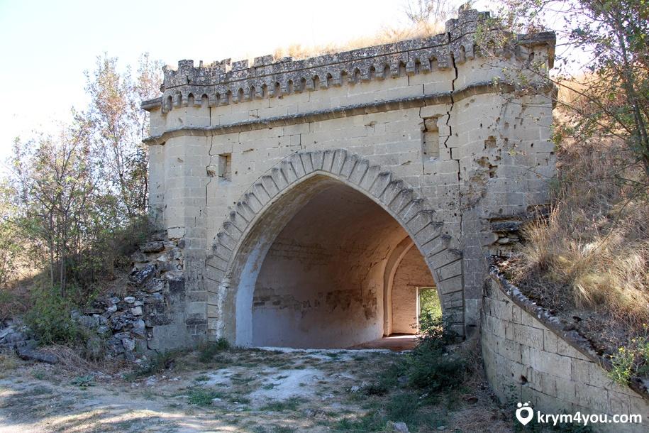 Керченская крепость 10