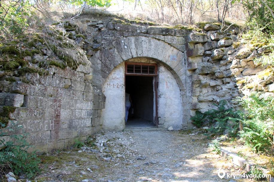 Керченская крепость 8
