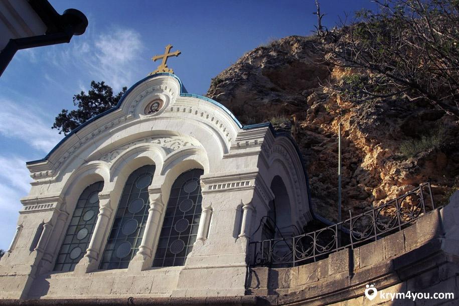Георгиевский монастырь на мысе Фиолент