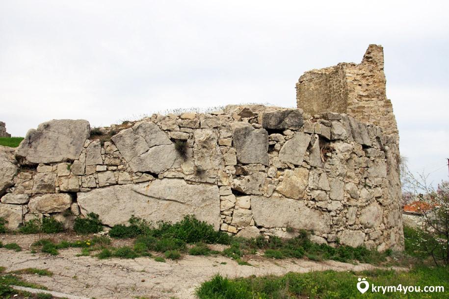 Башня Фомы в Феодосии