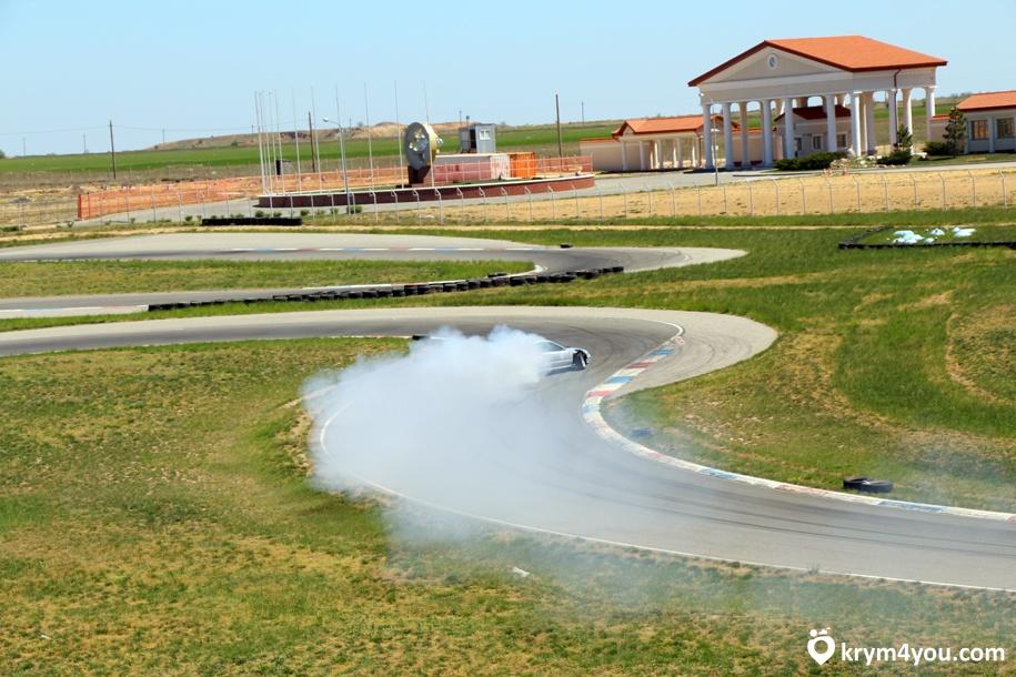 Евпаторийский картинг центр- Crimea Grand Prix