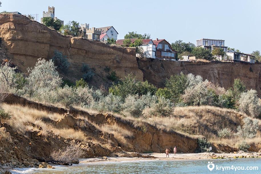 Нудистские пляжи Крыма