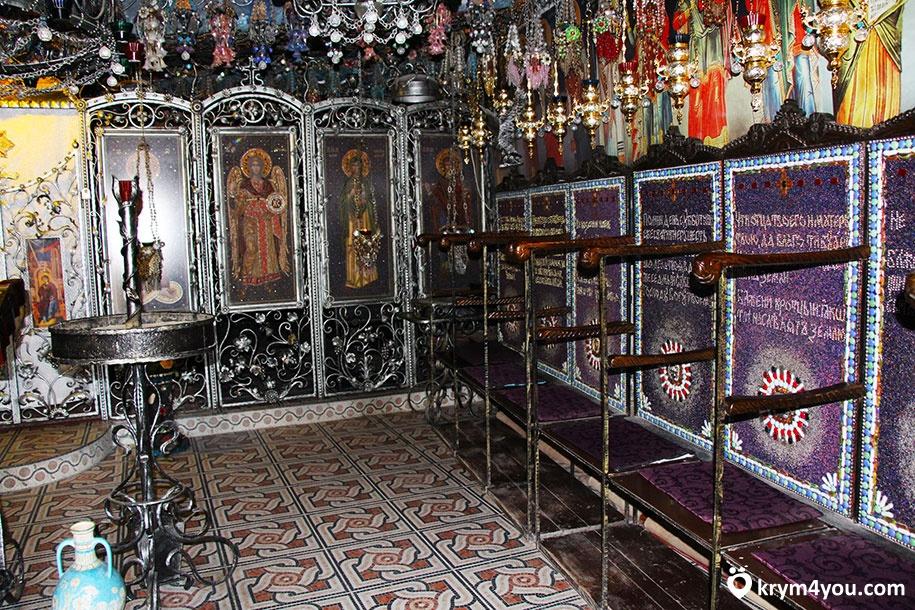 Бисерный храм в Бахчисарае