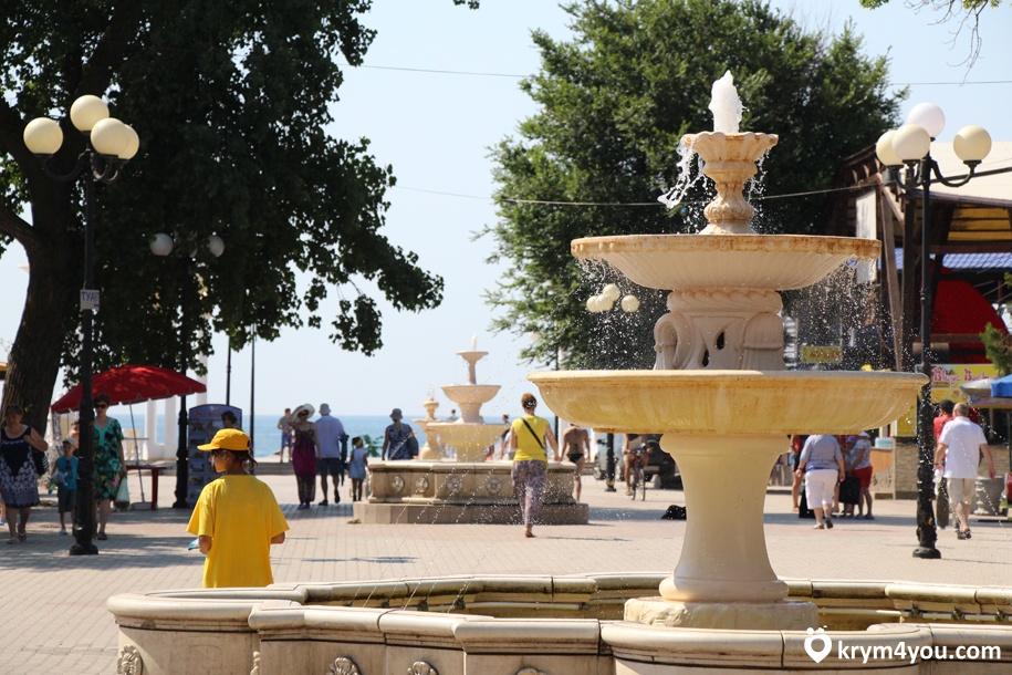 Евпатория Крым фото
