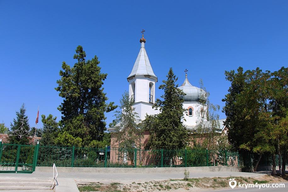 Зуя, Крым