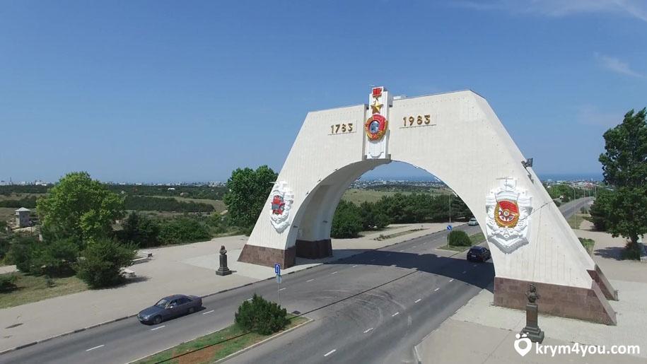 Севастополь Крым фото 1