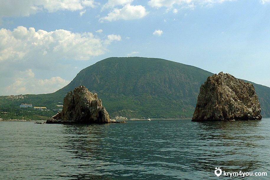Медведь-гора Аю-Даг Крым фото