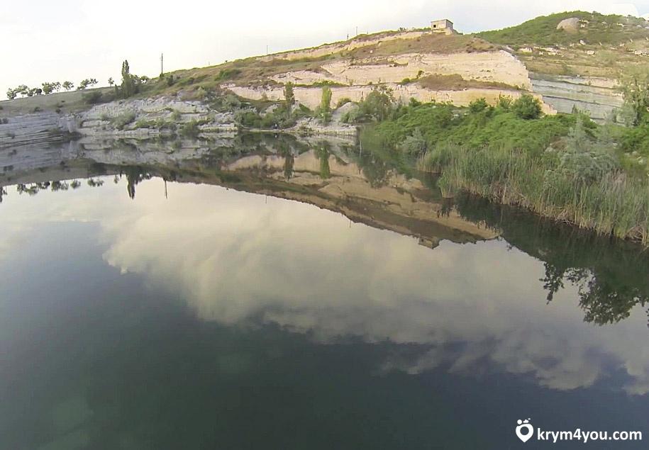 Пляжи Инкермана Крым