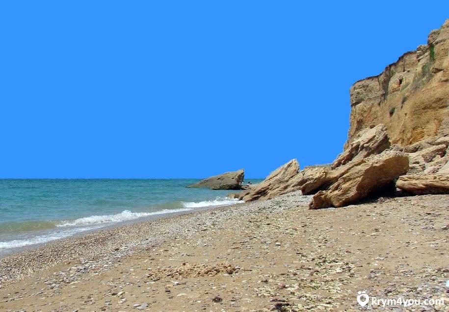 Пляжи Качи фото