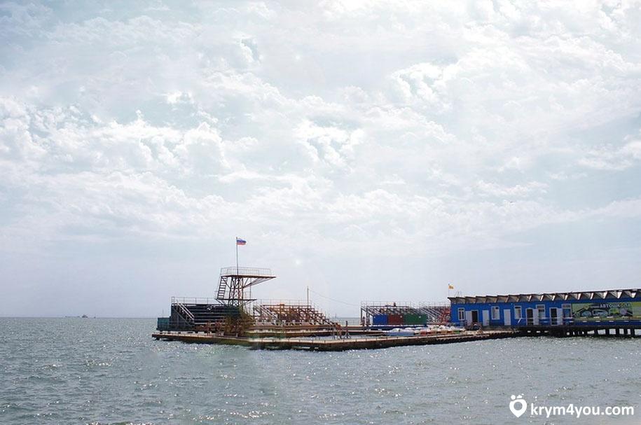 Пляжи Керчи фото