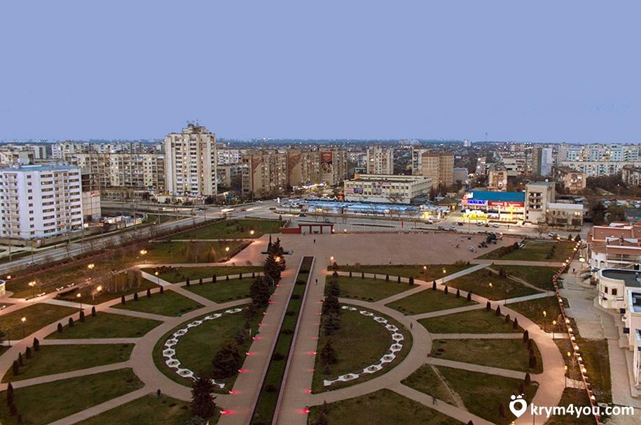 Мемориальный комплекс Красная горка