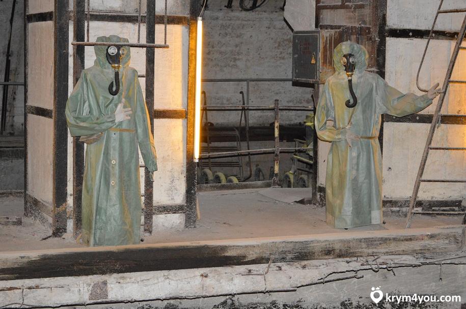 Музей подводных лодок в Балаклаве вход