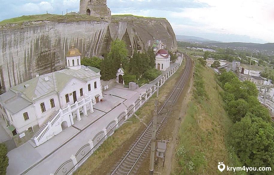 История Инкермана фото Крым