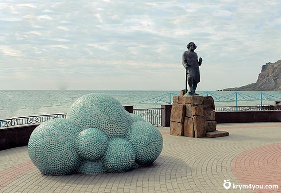 Крым фото История Коктебеля