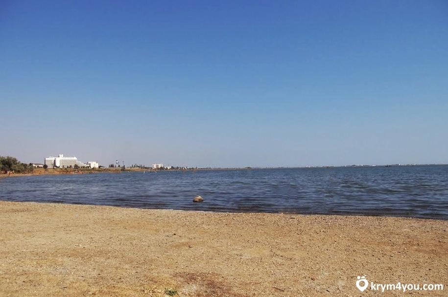 Сакское озеро Крым