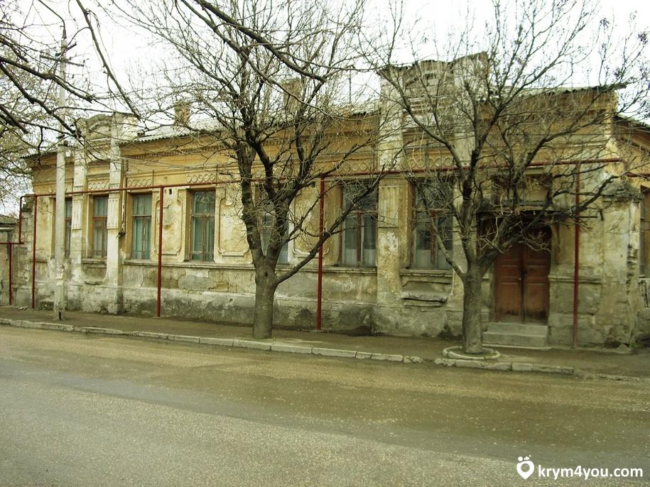 улицы Чехова Симферополь