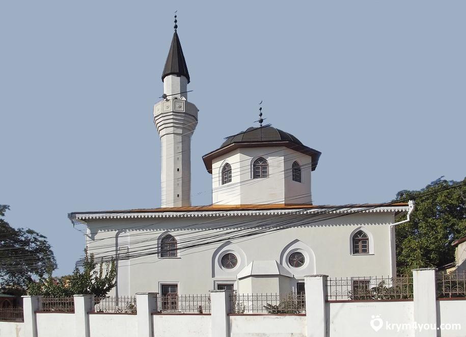 Симферополь Крым фото мечеть